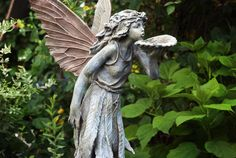 Celtic Fling fairy statue