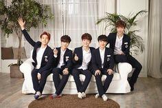 My babes. EXO Baekhyun, Luhan, Chen, D.O and Lay they all looked so adorableee #yixing #jongdae #kyungsoo