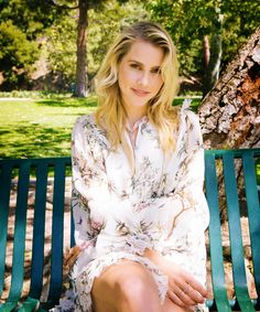 """"""" Claire Holt for Coveteur photographed by Emily Knecht. """""""