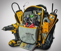 is the best HVAC tool bag on the market in what we will delve in to today. Whether you're an HVAC technician, electrician, plumber or other professional that needs tools while out on