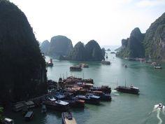 Halong Bay, Haiphong, Vietnam