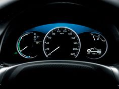 Automobile Instrument Cluster [Instrument Cluster, LEXUS CT200h] | Complete list of the winners | Good Design Award