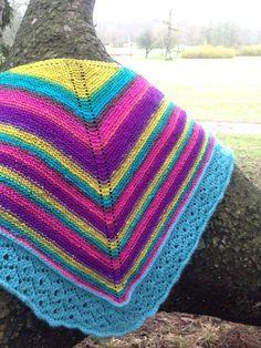 Knitting By Kaae Shawls, Blanket, Knitting, Design, Tricot, Breien, Stricken, Weaving