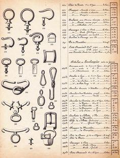 Catalogue d'éléments de sellerie (Ets Renault) Catalogue, Tack, Horse Drawn, Horses, Saddles, Side Dishes, Horse Tack, Horse, Roping Saddles