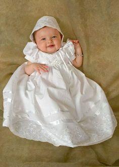 Amazon.com: Erin shamrock christening gown: Clothing