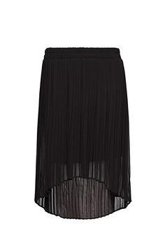 MANGO - Midi pleated skirt