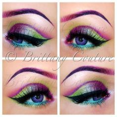 awesome eye makeup - Google Search