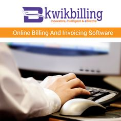 Kwik Billing's versatile #Online #Invoicing #Software is a great tool to make your billing a very expedient, fast, easy and fun process -  https://goo.gl/mxVSjO