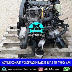 Moteur complet Volkswagen Passat B5 1.9 TDI 110 cv AFN 🔵150.000 Kms certifiés 🔵Référence moteur AFN 🔵Compatible Audi , Seat , Skoda 🔵Année 2005 🔵Livré complet sans boîte de vitesses 🔵Garantie 3 mois