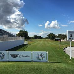 The countdown is on to the 2015 Cadillac Championship. This weekend, March 5-8 in Miami, Florida. #PGA, #GolfsLuxuryLiving, #Golf