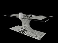Einstein-Rosen Table #3dprint #3dprinting #future #technology #tech #innovate