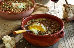 How to Make Uruguay's Famous Lentil Stew | Wine Enthusiast Magazine