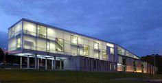Facultade de Ciencias da Educación e Deporte | Irisarri + Piñera | Pontevedra (2008)