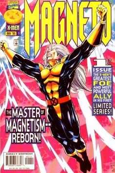 Magneto Limited Series, 1996