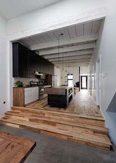 résidence st-hubert by the haturehumaine architecture design. #interiordesign #kitchen