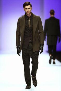 Yuhua Concept Fall Winter 2015 Otoño Invierno - Shanghai Fashion Week  - #Menswear #Trends #Moda Hombre #Tendencias   F.Y!