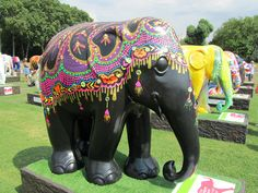 Elephant parade london - Flickr: Search