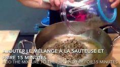 Recette Tupperware simple de Poitrine de poulet sauce crémeuse à la cori...