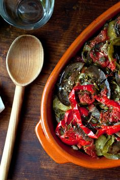 NYT Cooking: A Greek version of ratatouille.