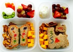 Friday Fun Lunch boxes