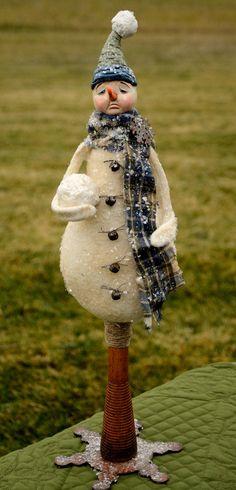 Primitive Snowman <3