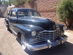 1946 Cadillac Fleetwood 60 Special