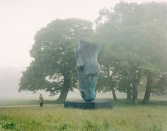Nic Fiddian-Green : Monumental Sculpture