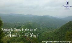 Experience the elegant tour in the lap of nature along with cozy stay at Dolphin Hotel, Vizag.