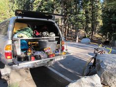 """van-life: """" Life is better on wheels. Bus Living, Tiny Living, Suv Camping, Camping Ideas, Emotional Photography, Happy Campers, Campervan, Van Life, Offroad"""