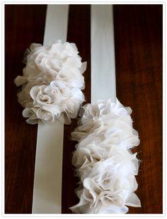 Cinturón con flores de tela [] DIY: ruffly belt - Vintage & Chic. Pequeñas historias de decoración · Vintage & Chic. Pequeñas historias de decoración · Blog decoración. Vintage. DIY. Ideas para decorar tu casa