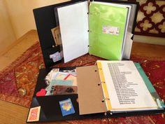 Easy DIY Travel Journals for Kids... she has a great tutorial and examples and she did them pretty cheap!!