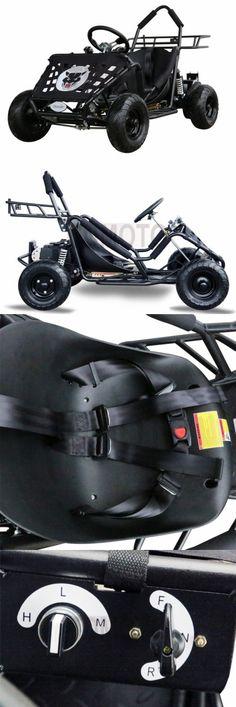 Complete Go-Karts and Frames 64656: Hd Child Outdoor Sports Go Kart 48V 1000W Kids Quads Off Road Complete Go Kart BUY IT NOW ONLY: $699.99