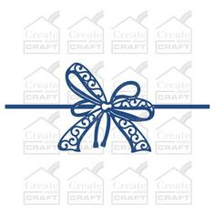 Shoe String Bow (D493)