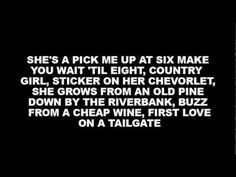 How she rolls by Chase Rice