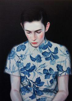 Portraits by Kris Knight