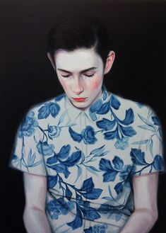 Portraits by Kris Knight