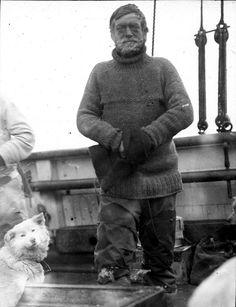 Ernest Shackleton: el hombre de hielo en la Antártida
