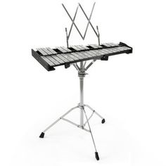 32 Note Orchestral Glockenspiel by Gear4music with Stand + Case at Gear4music.com