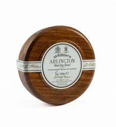 Arlington Shaving Soap Bowl D.R Harris $50 | British apothecary D.W. Harris has been creating fine quality skincare products for centuries. Their shaving soap, contained in a hand-crafted wooden bowl, offers the most profuse of lathers for a softening of the skin and ease of use that brings the morning ritual to an entirely new level. | Shop GOTSTYLE.ca