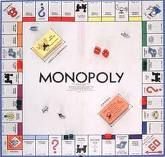 Monopoly....my brother would only play if he could be the banker and he cheated!!