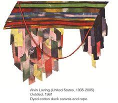 Alvin Loving - Norton Museum of Art