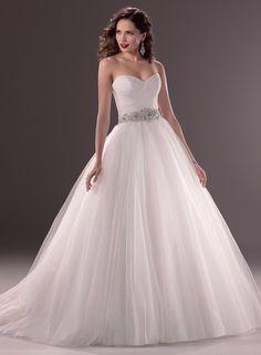 I want this dress! Maggie Sottero princess dress