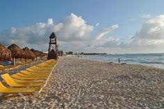Playa del Carmen, Mexico...