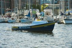 The Boston Harbor Cruises Water Taxi is always ready to give you a ride around Boston Harbor! Just call 617-227-4320 and we are on our way!