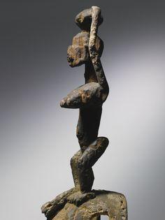 Dogon Figural Mask, Mali   lot   Sotheby's