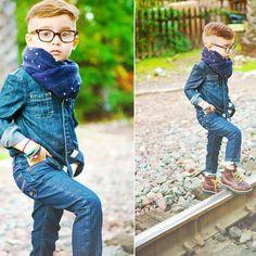 Who said kids can't be stylish..? - http://adorefashions.com