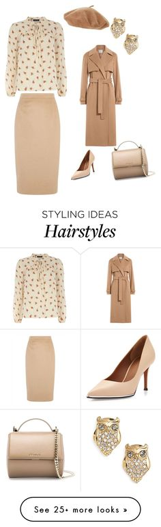 """""""Untitled #579"""" by mokeefe425 on Polyvore featuring Givenchy, Jaeger, Dorothy Perkins, Kate Spade and Jason Wu"""