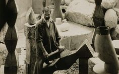 Constantin Brancusi, Public, Another World, Artwork, Sculptures, Painting, Image, Style, Writers