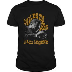 #Miles Davis was the most influential trumpet player in the history of #jazz, at the forefront of almost every significant development. This collection of meticulously remastered recordings explores the origins of a twentieth century jazz icon. | YeahTshirt.com