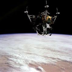 NASA Módulo Lunar
